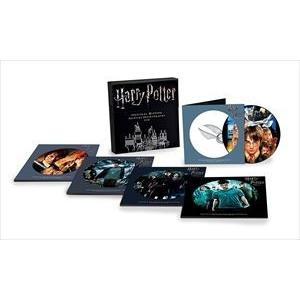 【輸入盤】O.S.T. サウンドトラック/HARRY POTTER I-V (LTD)(CD)