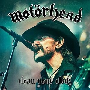 輸入盤 MOTORHEAD / CLEAN YOUR CLOCK [BLU-RAY+CD]|ggking