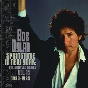 輸入盤 BOB DYLAN / SPRINGTIME IN NEW YORK : BOOTLEG SERIES VOL.16 (1980-1985) [2LP] ggking