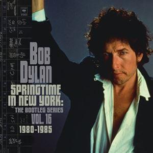 輸入盤 BOB DYLAN / SPRINGTIME IN NEW YORK : BOOTLEG SERIES VOL.16 (1980-1985) (LTD) [5CD] ggking