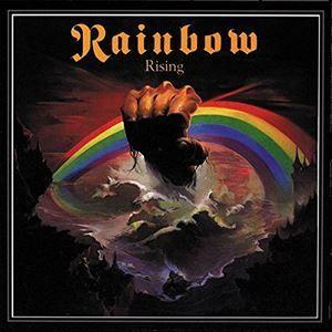 輸入盤 RAINBOW / RISING (LTD) [LP]