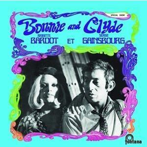 輸入盤 SERGE GAINSBOURG & BRIGITTE BARDOT / BONNIE AND CLYDE [LP]|ggking