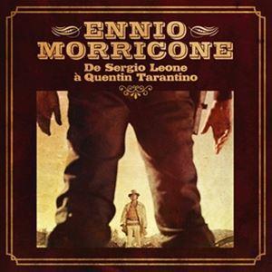 輸入盤 ENNIO MORRICONE / DE SERGIO LEONE A QUENTIN TARANTINO (LTD) [LP]|ggking