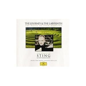 輸入盤 STING / JOURNEY & THE LABYRINTH [DVD+CD] ggking