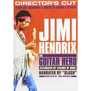 輸入盤 JIMI HENDRIX / JIMI HENDRIX : THE GUITAR HERO - DIRECTOR'S CUT [BLU-RAY]|ggking