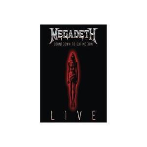 輸入盤 MEGADETH / COUNTDOWN TO EXTINCTION : LIVE [DVD]|ggking