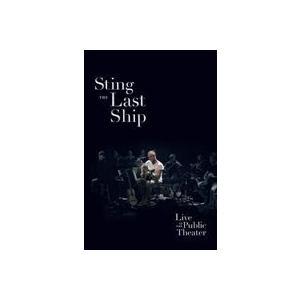 輸入盤 STING / LAST SHIP [BLU-RAY]|ggking