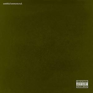 輸入盤 KENDRICK LAMAR / UNTITLED UNMASTERED. [CD]|ggking