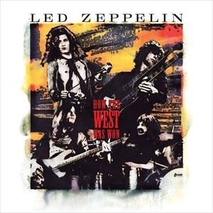 輸入盤 LED ZEPPELIN / HOW THE WEST WAS WON [BLU-RAY AUDIO]|ggking