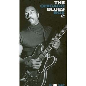 輸入盤 VARIOUS / CHICAGO BLUES BOX 2 [8CD]