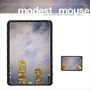 【輸入盤】MODEST MOUSE モデスト・マウス/LONESOME CROWDED WEST(CD)|ggking|01
