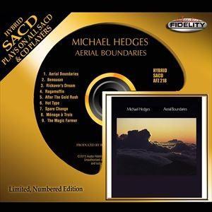 輸入盤 MICHAEL HEDGES / AERIAL BOUNDARIES (JEWEL) [CD]