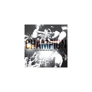 輸入盤 CHAMPION / DIFFERENT DIRECTIONS/THE LAST SHOW [CD+DVD]|ggking