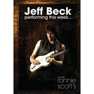輸入盤 JEFF BECK / LIVE AT RONNIE SCOTT'S [DVD]|ggking
