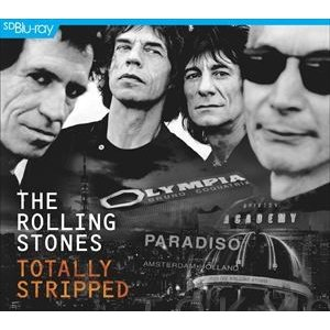 輸入盤 ROLLING STONES / TOTALLY STRIPPED [BLU-RAY+CD]|ggking