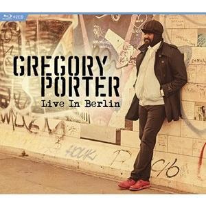 輸入盤 GREGORY PORTER / LIVE IN BERLIN [BLU-RAY+2CD]|ggking