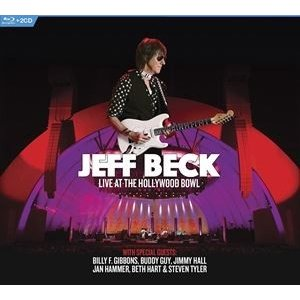 輸入盤 JEFF BECK / LIVE AT THE HOLLYWOOD BOWL [BLU-RAY+2CD]|ggking