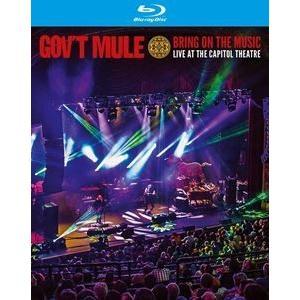 輸入盤 GOV'T MULE / BRING ON THE MUSIC : LIVE AT CAPITOL THEATRE [BLU-RAY]|ggking