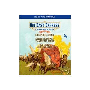 輸入盤 MUMFORD & SONS/EDWARD SHARPE & THE MAGNETIC ZEROS/OLD CROW MEDICINE SHOW / BIG EASY EXPRESS (BLUE-RAY/DVD) [BLU-RAY+DVD]|ggking