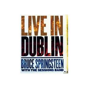 輸入盤 BRUCE SPRINGSTEEN / LIVE IN DUBLIN [BLU-RAY]|ggking
