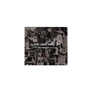 輸入盤 JIMI HENDRIX / WEST COAST SEATTLE BOY : THE JIMI HENDRIX ANTHOLOGY [CD]|ggking