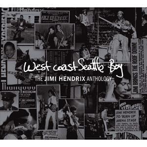 輸入盤 JIMI HENDRIX / WEST COAST SEATTLE BOY : THE JIMI HENDRIX ANTHOLOGY [CD+DVD]|ggking