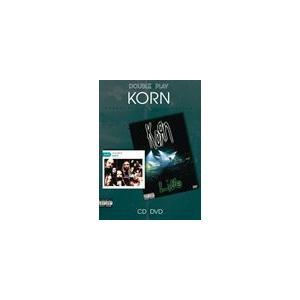 輸入盤 KORN / DOUBLE PLAY : KORN [CD+DVD]|ggking