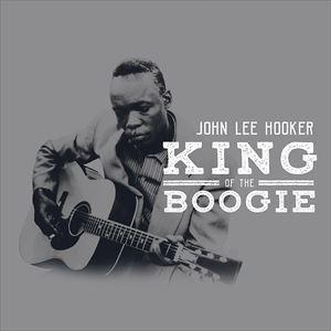 輸入盤 JOHN LEE HOOKER / KING OF THE BOOGIE (LTD) [5CD]