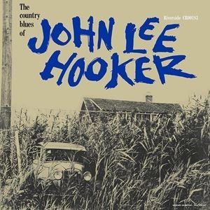 輸入盤 JOHN LEE HOOKER / COUNTRY BLUES OF JOHN LEE HOOKER [LP]