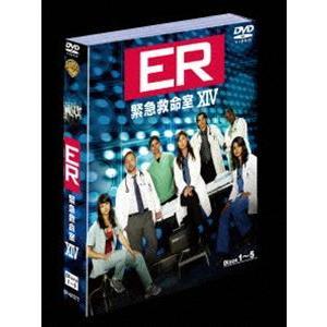 ER 緊急救命室 フォーティーン セット1 [DVD]|ggking