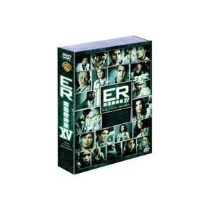 ER 緊急救命室 XV ファイナル セット1 [DVD]|ggking