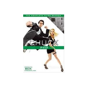 CHUCK/チャック〈サード・シーズン〉 コンプリート・ボックス [Blu-ray]|ggking