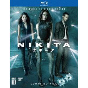 NIKITA/ニキータ〈セカンド・シーズン〉 コンプリート・ボックス [Blu-ray]|ggking