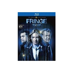FRINGE/フリンジ〈フォース・シーズン〉 コンプリート・ボックス [Blu-ray]|ggking