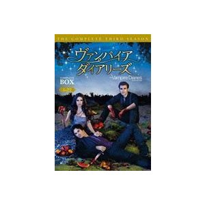 ヴァンパイア・ダイアリーズ〈サード・シーズン〉 コンプリート・ボックス [DVD]|ggking