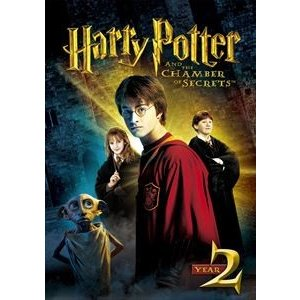 ハリー・ポッターと秘密の部屋 [DVD] ggking