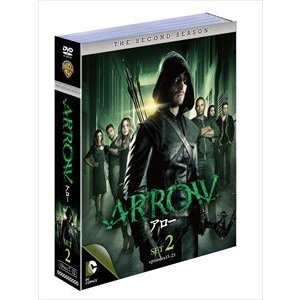 ARROW/アロー〈セカンド・シーズン〉 セット2 [DVD] ggking