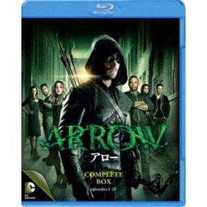 ARROW/アロー〈セカンド・シーズン〉 コンプリート・ボックス [Blu-ray] ggking