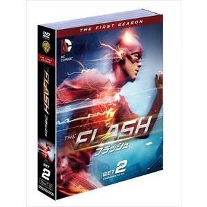 THE FLASH/フラッシュ〈ファースト・シーズン〉 セット2 [DVD]|ggking