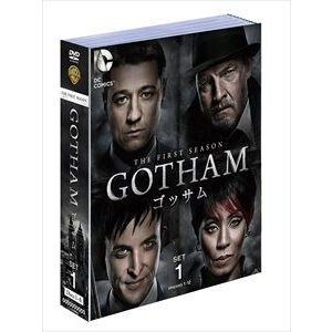 GOTHAM/ゴッサム〈ファースト・シーズン〉 セット1 [DVD] ggking
