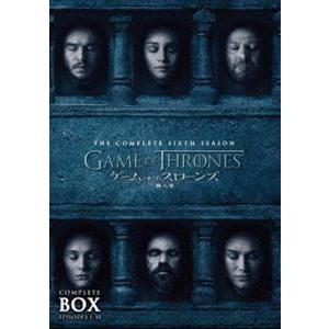 ゲーム・オブ・スローンズ 第六章:冬の狂風 DVD コンプリート・ボックス [DVD]|ggking