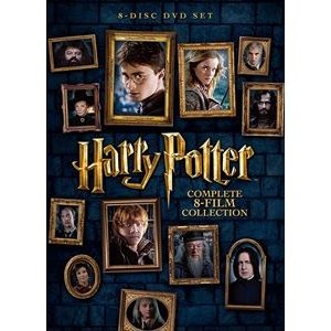 ハリー・ポッター 8-Film DVDセット [DVD]|ggking