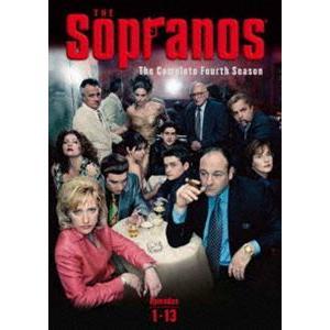 ザ・ソプラノズ〈フォース〉 DVDセット [DVD]|ggking
