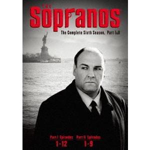 ザ・ソプラノズ〈シックス〉 DVDセット [DVD]|ggking