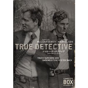 TRUE DETECTIVE/トゥルー・ディテクティブ〈ファースト〉 DVDセット [DVD]|ggking