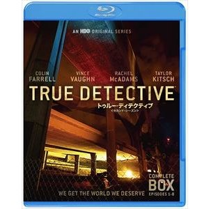 TRUE DETECTIVE/トゥルー・ディテクティブ〈セカンド〉 ブルーレイセット [Blu-ray]|ggking