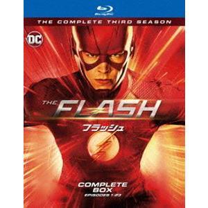 THE FLASH/フラッシュ〈サード・シーズン〉 コンプリート・ボックス [Blu-ray]|ggking