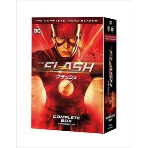 THE FLASH/フラッシュ〈サード・シーズン〉 コンプリート・ボックス [DVD]|ggking