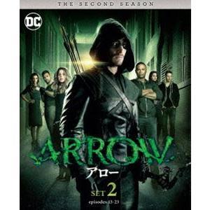 ARROW/アロー〈セカンド・シーズン〉 後半セット [DVD]|ggking