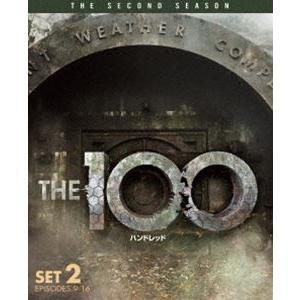 The 100/ハンドレッド〈セカンド・シーズン〉 後半セット [DVD]|ggking